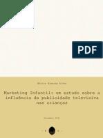 Marketing infantil_um estudo sobre a influência da publicidade televisa nas crianças