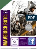 Maverick Battalion ROTC Newsletter, Minnesota State University Mankato