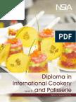 Dip in Intl Cookery Patisserie