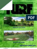 August/September 2012 Newsletter
