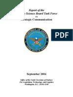 2004 09 Strategic Communication