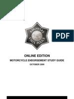 Arkansas Motorcycle Manual | Arkansas Motorcycle Handbook