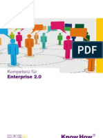 Enterprise 2.0 Broschüre Know How! AG