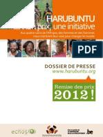 Harubuntu Dossier-De-presse2012 Remise SD