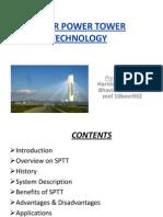 Solar Tower Technology