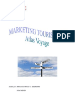 Rapport Marketing Touristique