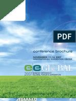 ASE ConferenceBrochure