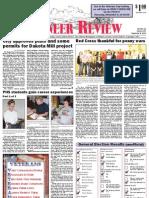 Pioneer Review, November 8, 2012