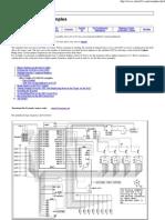 EdSim51 - Example Programs