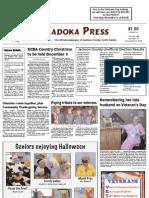 Kadoka Press, November 8, 2012