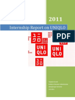 Uniqlo Report