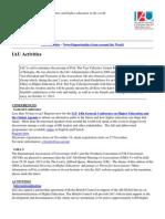 International Association of Universities #1