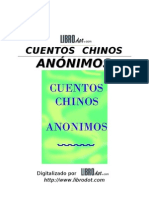 Anon - Cuentos Chinos