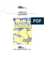 Anon - Fabulas [Doc]