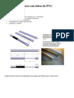 Como Hacer Un Arco Con Tubos de PVC