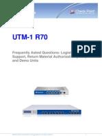 Utm 1 Total Security Logistics Faq r70