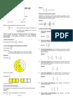 Aritmetica Fracciones Proporciones Magnitudes