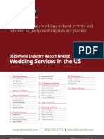 NN006 Wedding Services in the US Industry Report