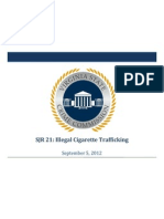 Virginia Crime Commission Presentation on Cigarette Smuggling