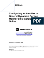 MOL Service Monitor Configuration Guide - 112009