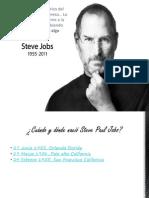 La Vida de Steve Paul Jobs Por Ms