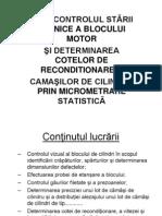 Lucrarea 2.1. Bloc Motor Si Camasi Cilindru