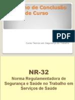 Trabalho de Conclusão de Curso-NR32