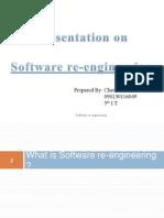 Software Re Engineering