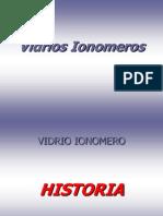 Vidrio Ionomero 2008
