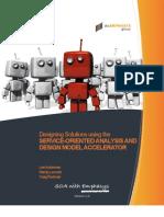 Designing Solutions Using the SOAD Model Accelerator-V1.3