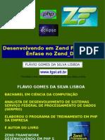 Desenvolvimento Com Zend Framework - Zend_Db