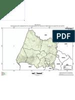 Proposta B da UTRAT para a reorganização administrativa de Sintra