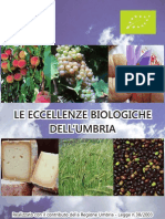LE ECCELENZE BIOLOGICHE DELL'UMBRIA