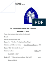 Bulletin 2012.11.11.Pentecost 24