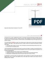 Sherpa - 2011 Annual Report