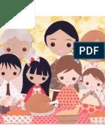 Bilingual Thanksgiving song - Día de acción de gracias - for children.
