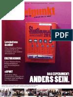 Mittelpunkt 2013.01 | Schülermagazin