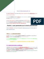 Administratif L2 2011/2012