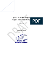 Crystal City Streetcar Project