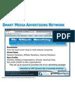 Smart Media Technologies Advertising Platform