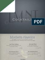 LMNT Cocktails