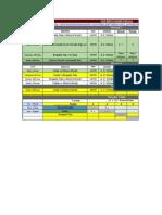 U14 Football Schedule & Details - T3