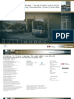 Crystal City Multi Modal Transportation Study