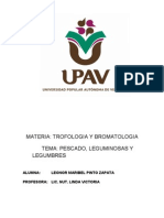 Ensayo de Bromatologia