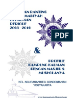 Profil Kauman Kampung Muhammadiyah