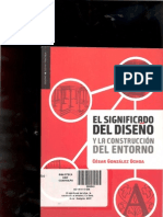 Elsignificadodeldiseñoylacontrucciondelentorno_cesargonzallezochoa