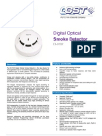 Smoke Detector Data Sheet Model DI-9102