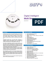 Smoke Detector Data Sheet Model DI-9101