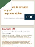 10. Circuitos RC y RL