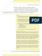 FAFSA Completion Workbook Guide